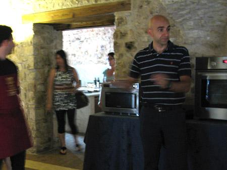 Norcia, un'azienda familiare, alberghi, B&B e scuola di cucina. Vincenzo Bianconi. www.saubercibumspc.com www.exavel.com