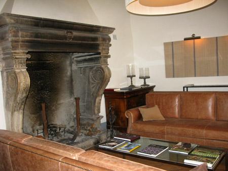 Norcia Hotel Palazzo Seneca. Realis & Chateaux.