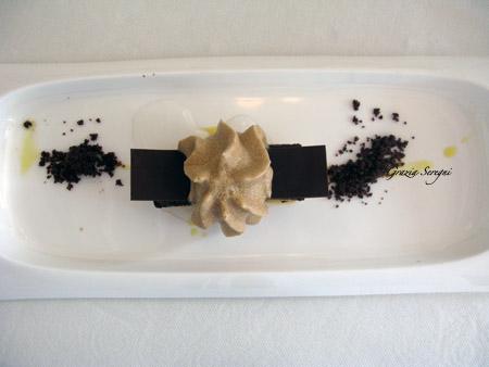 """""""VESPASIA"""", ristorante dell'hotel Palazzo Seneca. Relais & Chateaux."""