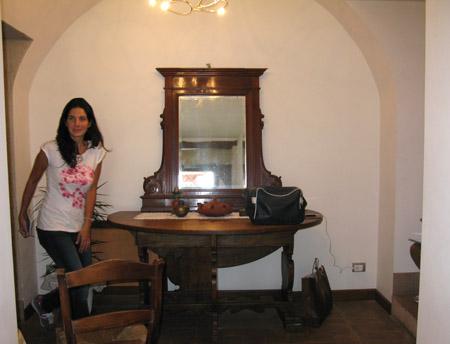 Norcia, B&B e scuola di cucina: www.saubercibumspc.com www.exavel.com