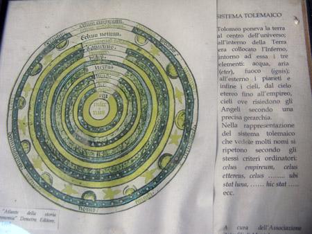 Monteleone. Complesso di San Francesco. Studio su di un antico affresco.