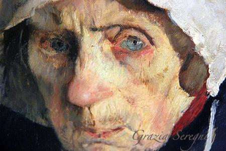 NORVEGIA BERGEN  1Elif Peterssen 1852-1928
