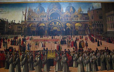 Ve Bellini processione in S MarcoIMG_0203