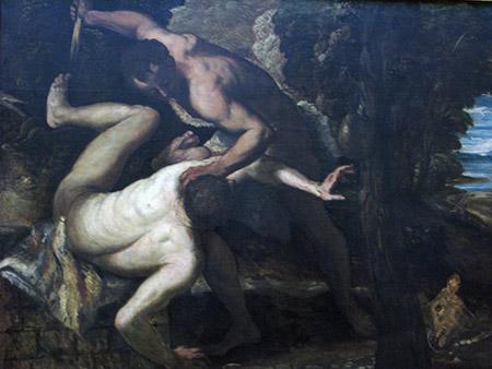 Ve Tintoretto Caiono e Abele Accadem IMG_0185