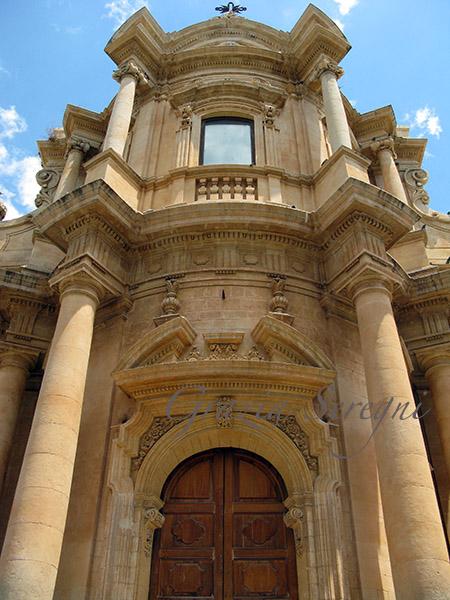 SICILIA Noto San Domenico