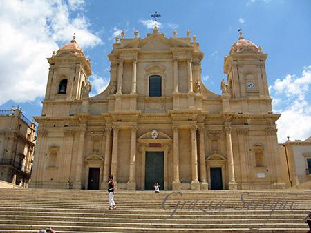 SICILIA Noto San Nicolò