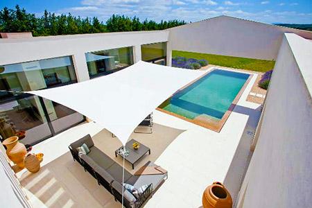 architettura 450 LUSSO piscina Casa-passiva-prefabbricata