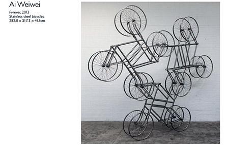 ARTE Ai WeiWei LISSON GALLERYA dam_3