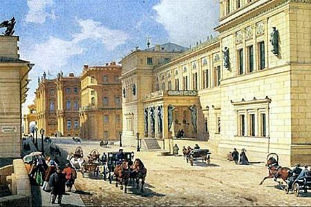 San Pietroburgo Luigi Premazzi Museo dell'Ermitage