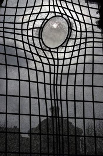arte 350 Shirazeh HoushiaryThe East Window, by artist Shirazeh Houshiary