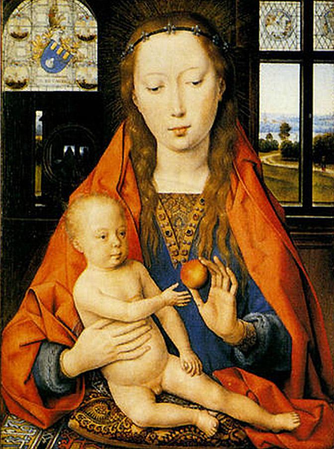 Hans memling arte 672 Diptych-Of-Martin-Van-Nieuwenhove