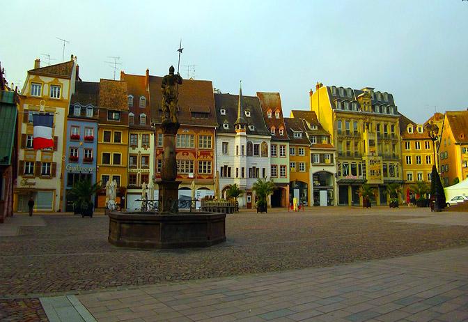 Mulhouse, France  D672