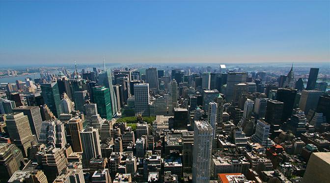 NEW YORK NEW YORK;  VIAGGIO DOVE TUTTO E' POSSIBILE!