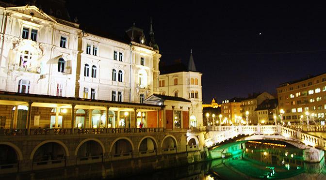 SLOVENIA: ARTE, FORESTE INCONTAMINATE, CIBO BUONO E SANO, ORSI…