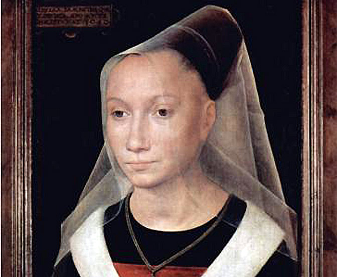 portrait-of-a-Hans Memling young-woman-arte 672jpg!Blog