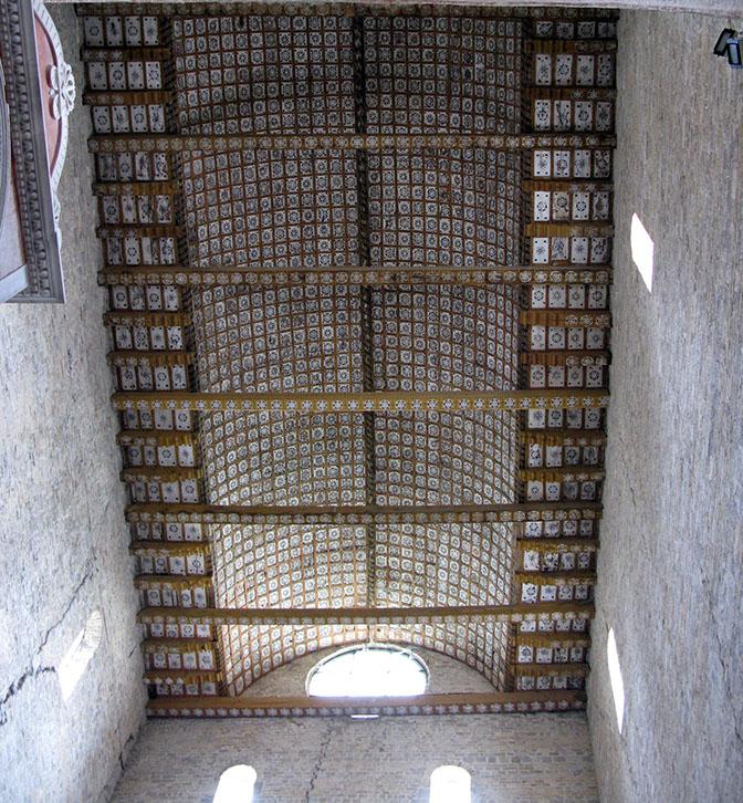 Aquileia soffitto basilica