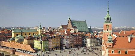 Cracovia piazza cv