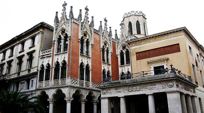 Padova centro architetture venete