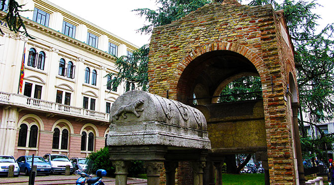 Padova centro k