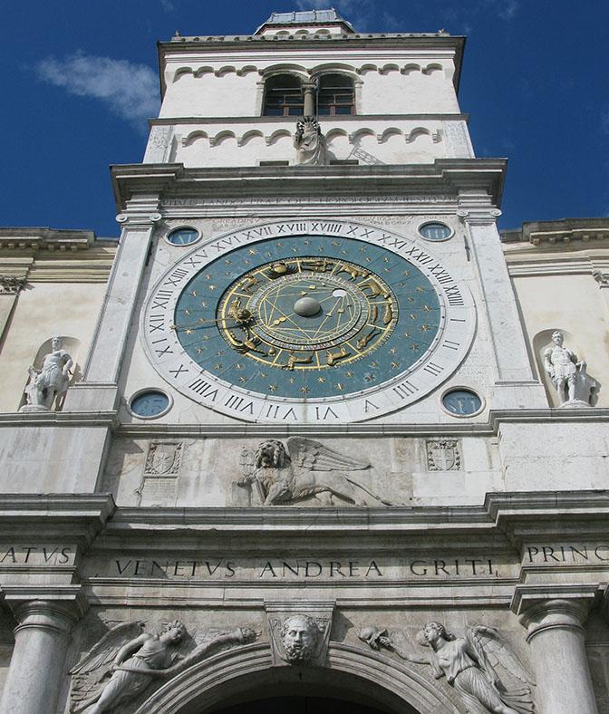 Padova l'orologio