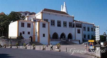 Palazzo Nazionale di Sintra Portogallo 450 dfc