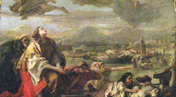 TIEPOLO 1 Este Duomo Pala d'Altare