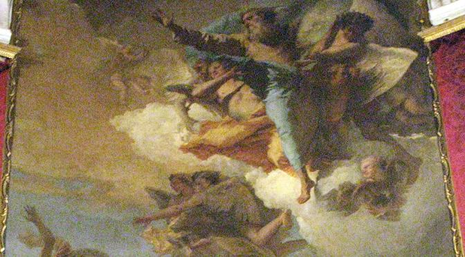 TIEPOLO 2 Este Duomo Pala d'Altare