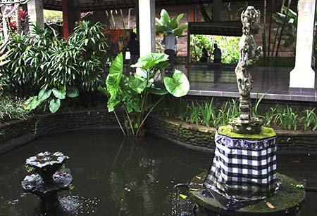 Bali giardino km
