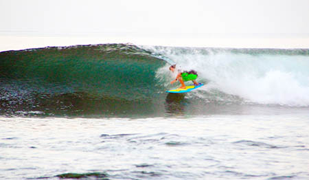 Bali surf contrasto forte b