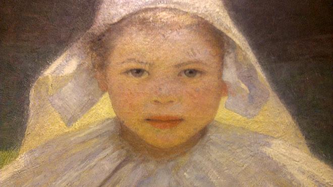arte Klimt ritratto n