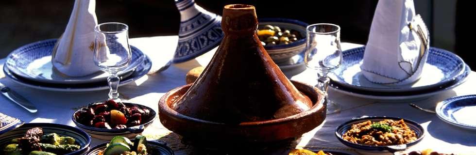 Marocco cibo