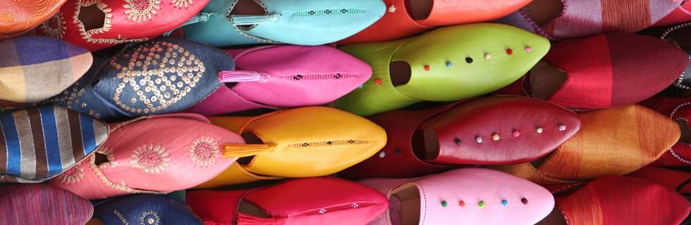 Marocco scarpe b