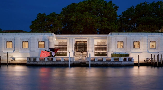 Arte e Spritz a Venezia – Collezione Peggy Guggenheim