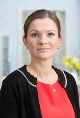 Anne Sulling, H.E. Minister of the Republic of Estonia responsible spokesperson