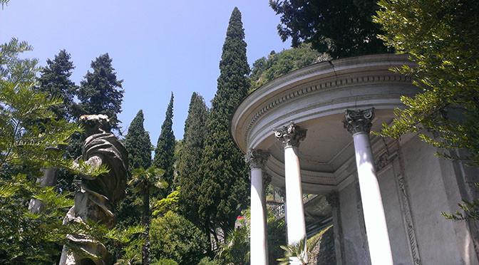 WEEKEND: VILLA MONASTERO SUL LAGO DI COMO – GIARDINO BOTANICO…