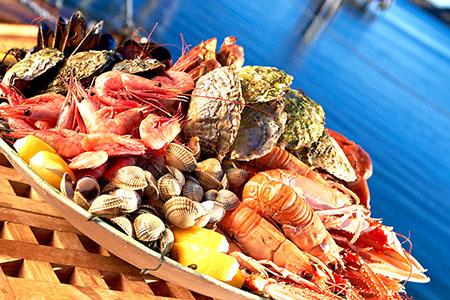Svezia 450 cirtare fotografo Shellfish Svezia ovest - photo Jonas Ingman