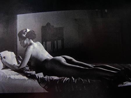 Art Basel 14 Yang Fudong installazione video presentata da Marian Goodman IMG_0390