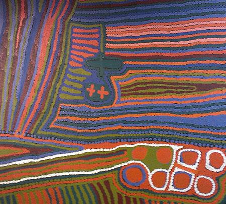 Lugano museo culture arte aborigena australia IMAG3523