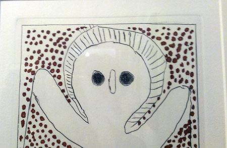 Lugano museo culture arte aborigena australia IMAG3526