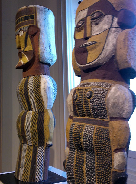 Lugano museo culture arte aborigena australia IMAG3538