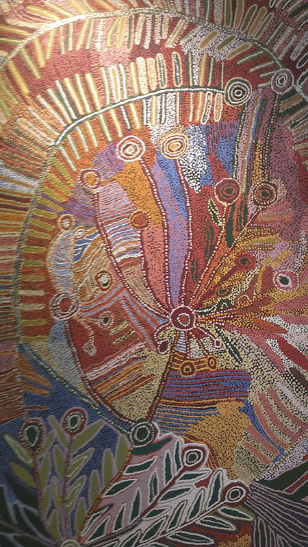 Lugano museo culture arte aborigena australia IMAG3577