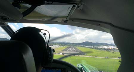 Panama Contadora aereo IMAG4570