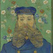 Vincent van GoghRitratto di Joseph RoulinOlio su tela, cm 65 x 53,91889VAN GOH ARTE 2