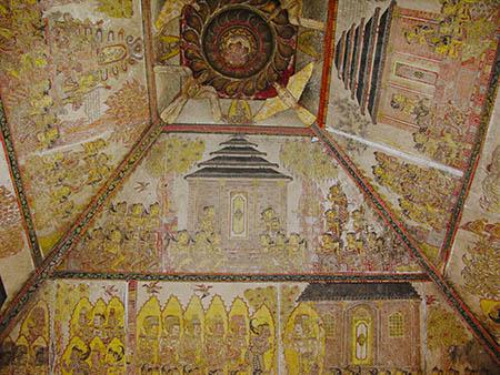 Bali tempio soffitti 12 a