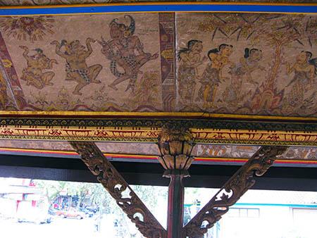 Bali tempio soffitti 123 s