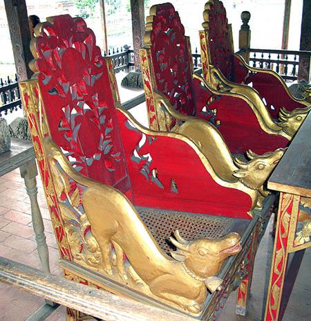 Bali tempio soffitti 21as