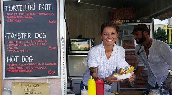 STREET FOOD TRUCK FESTIVAL ; Milano 18 19 20 settembre solo cucine su ruote a INGRESSO GRATUITO