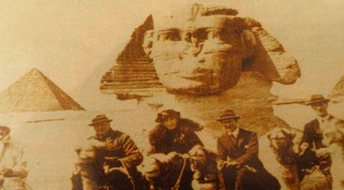 Piramide di Cheope – Scoperta misteriosa cavità