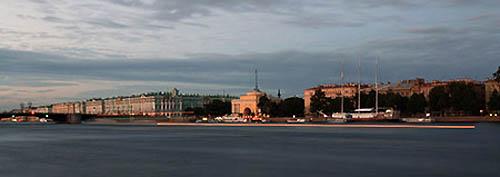 San Pietroburgo 500 dalla Neva