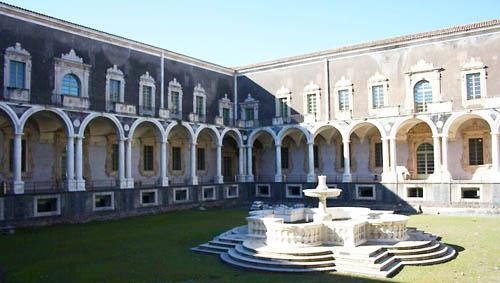 Catania 2 500 Monastero Benedettini dn
